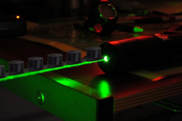 Fancy Laser