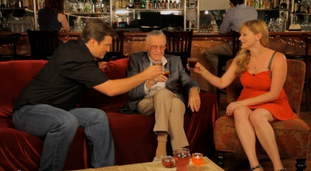 Screenshot from Cocktails With Stan